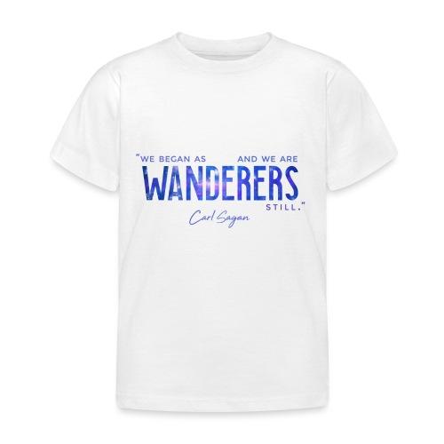 Wanderers - Kids' T-Shirt