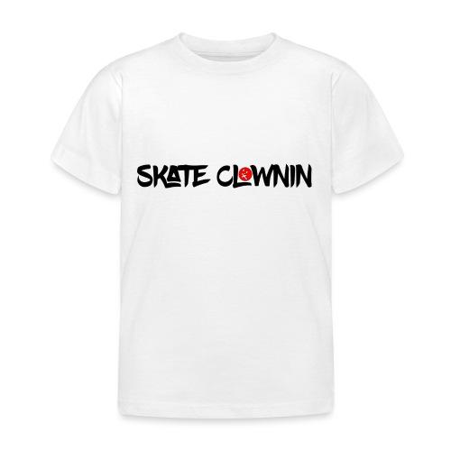SCC LOgo big nobg gif - Kids' T-Shirt