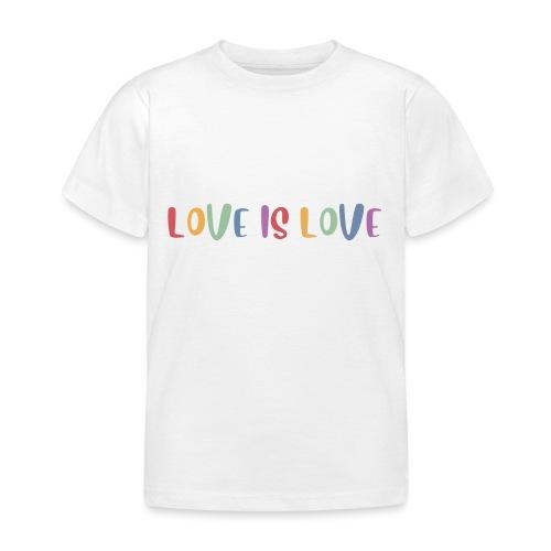 LOVEI is LOVE - Camiseta niño