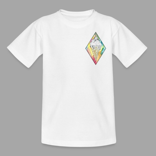 Montagne glacée - La valse à mille points - T-shirt Enfant