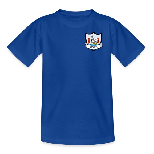 Cork - Eire Apparel - Kids' T-Shirt