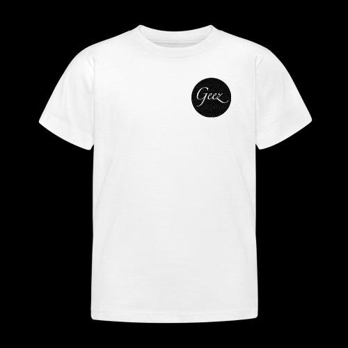 black/white texture - Kids' T-Shirt