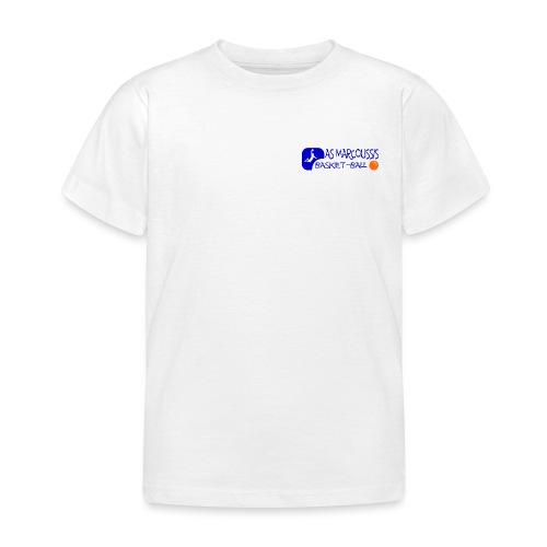 ASM BLEU - T-shirt Enfant