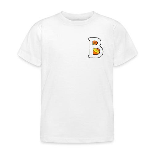 BanaantjePowerrr logo - Kinderen T-shirt