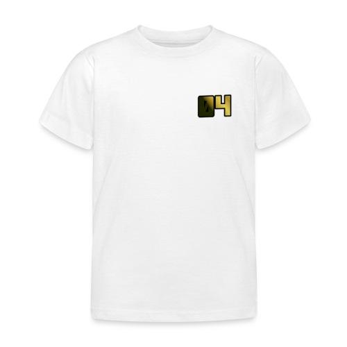 OllyTV 04 Logo design - Kids' T-Shirt
