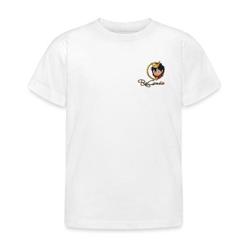 RE_CENSO---logo-grande - Maglietta per bambini