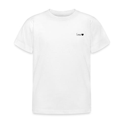 l`orso T-Shirt basic - Kinder T-Shirt