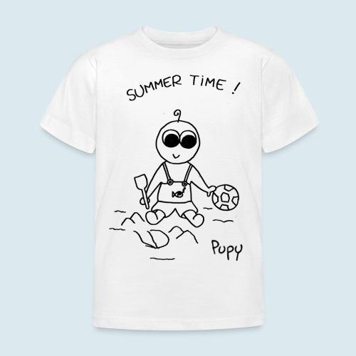 Pupy: summer time! - boy - Maglietta per bambini