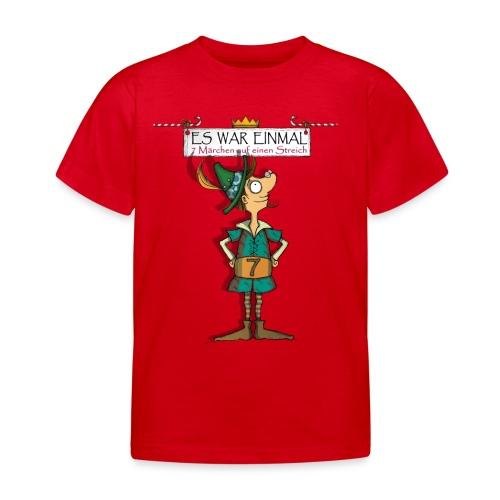 ES WAR EINMAL Schneider - Kinder T-Shirt