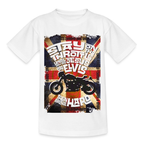 Kabes British Customs - Kids' T-Shirt