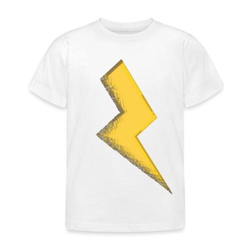 Fulmine - Maglietta per bambini