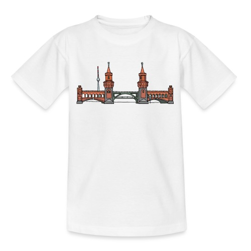 Oberbaumbrücke BERLIN - Kinder T-Shirt