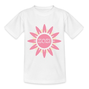 Zozi_Flower - T-shirt barn