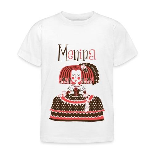 MENINA - Camiseta niño