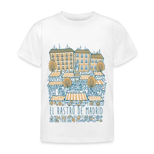 EL RASTRO DE MADRID - Camiseta niño