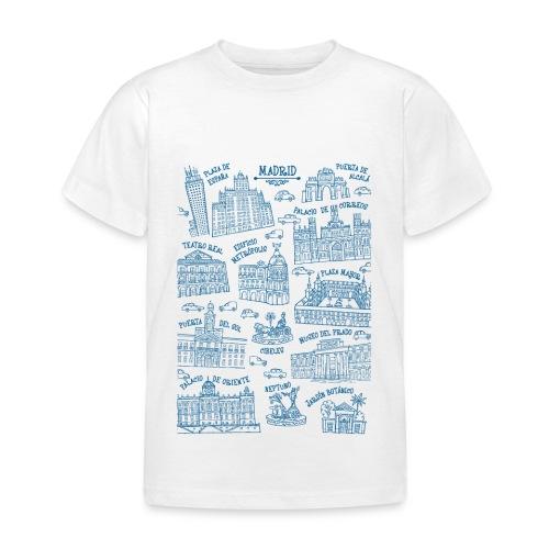 MADRID MONUMENTAL - Camiseta niño