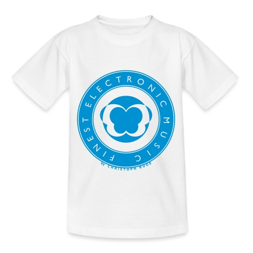 FEM Logo Positive - Kinder T-Shirt