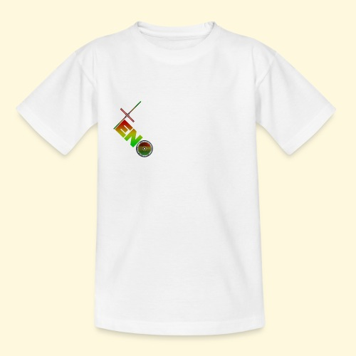 Scooter Logo - Rasta - Kids' T-Shirt