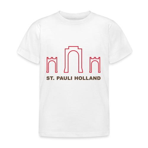 2019 st pauli nl t shirt millerntor 2 - Kinderen T-shirt