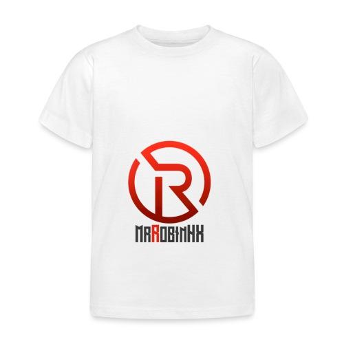 MrRobinhx - T-skjorte for barn