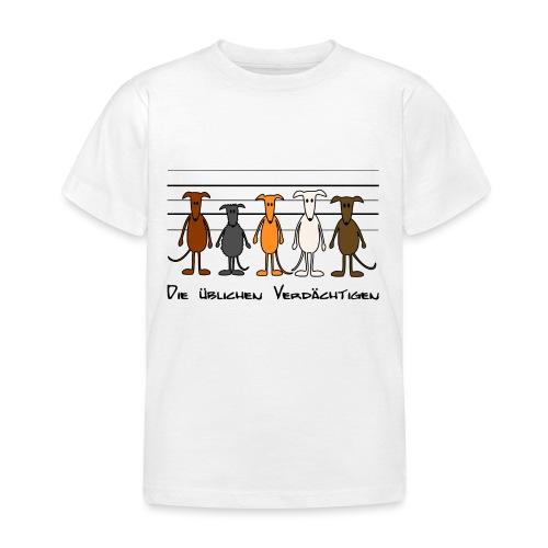 Die üblichen Verdächtigen - Kinder T-Shirt