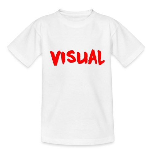 Visual red png - Kids' T-Shirt