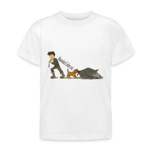 Hundeführer - Kinder T-Shirt