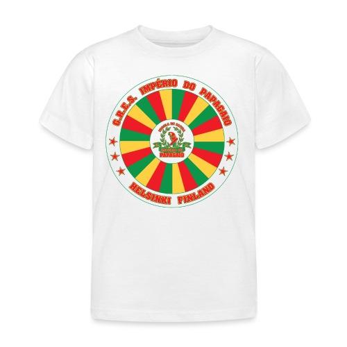 Papagaio drum logo - Lasten t-paita