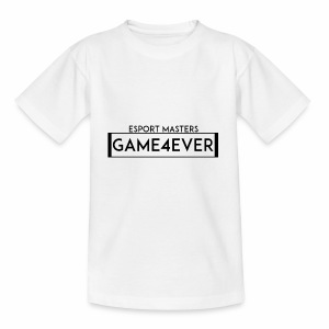 ESPORT MASTERS GAME4EVER - Kinder T-Shirt