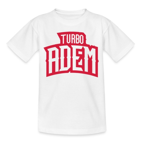 TURBO ADEM - Kinder T-Shirt