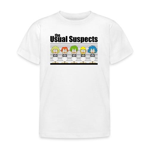 Les canes habituelles - T-shirt Enfant