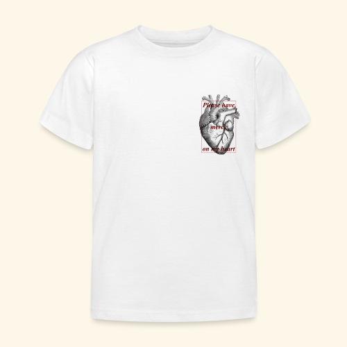 Mercy - Kids' T-Shirt