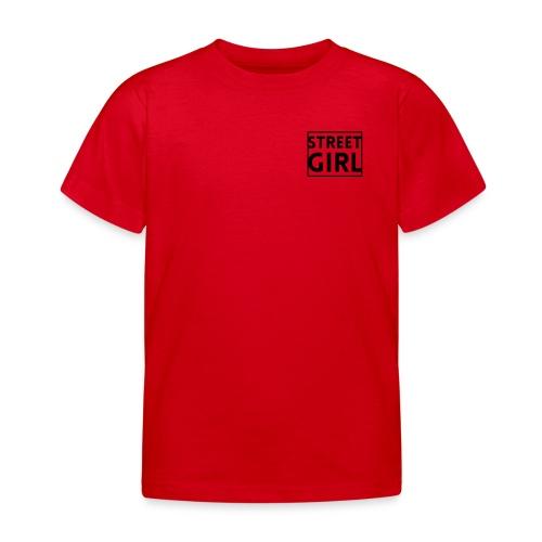 girl - T-shirt Enfant