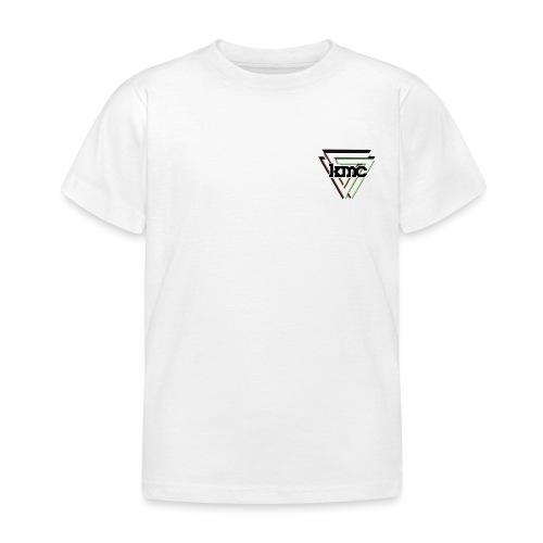 KMC VPlay Logo - Børne-T-shirt