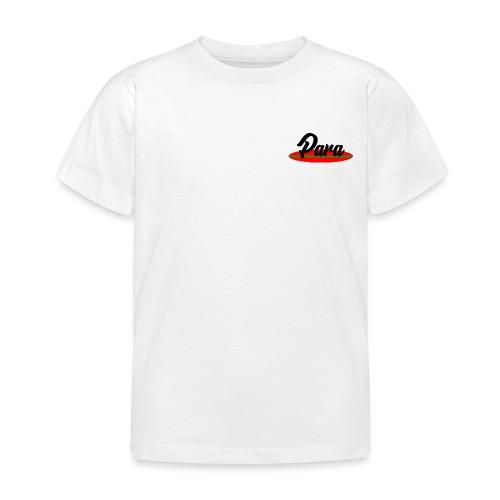 Para Boxlogo - Kinderen T-shirt