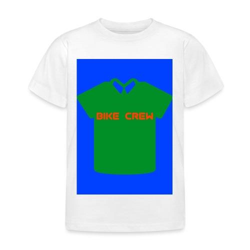 Bike Crew Merch (grün) - Kinder T-Shirt