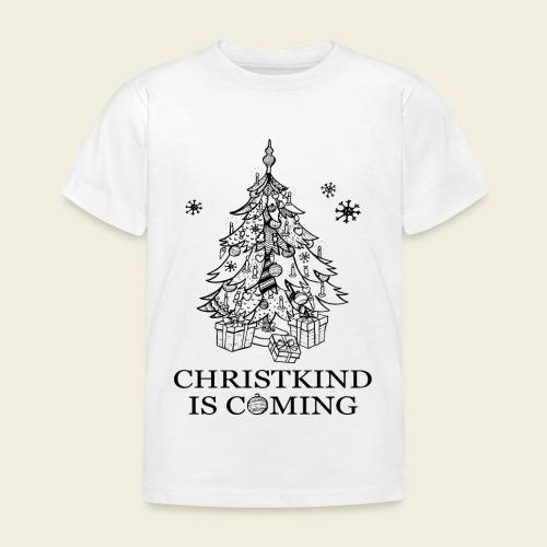 Christkind kommt - Kinder T-Shirt
