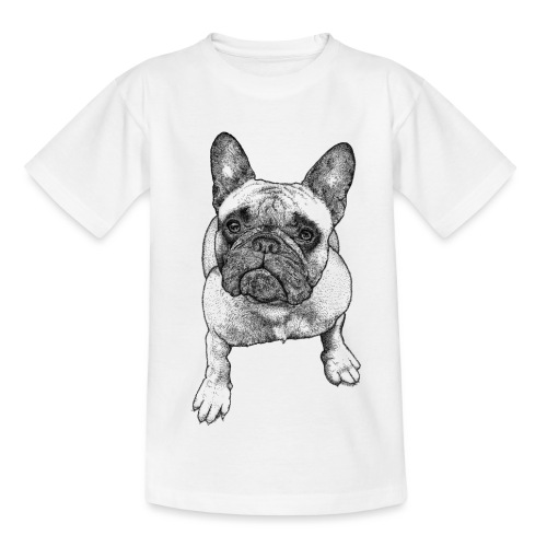 French Bulldog - T-shirt Enfant