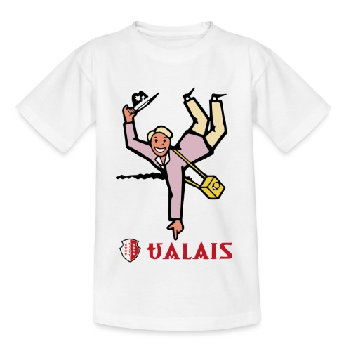 Valais Wallis - Vintage - Kinder T-Shirt