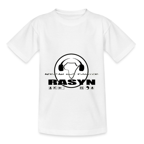 RASYN Peace Africa ® - Kinder T-Shirt