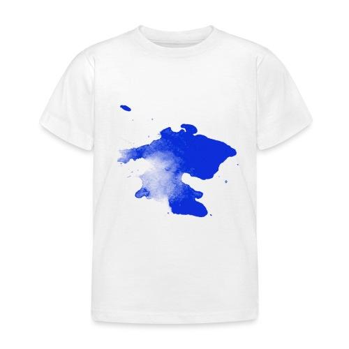 ink splatter - Kids' T-Shirt