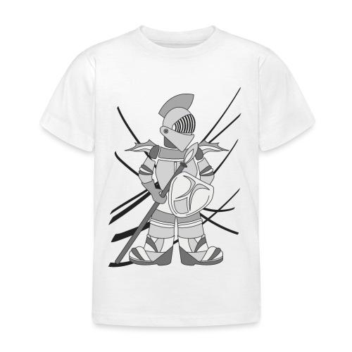 robot metallico - Maglietta per bambini