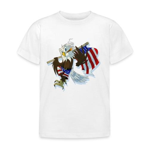 eaglenuggets transparent copy png - Kids' T-Shirt