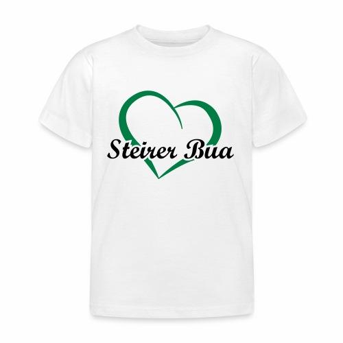 Steirerbua - Kinder T-Shirt