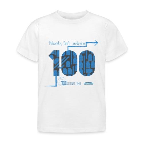 T1International and Miss Diabetes 100 Years - Kids' T-Shirt