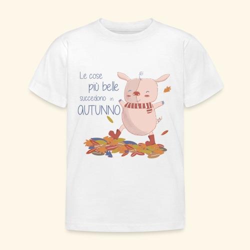 Autumn - Kids' T-Shirt