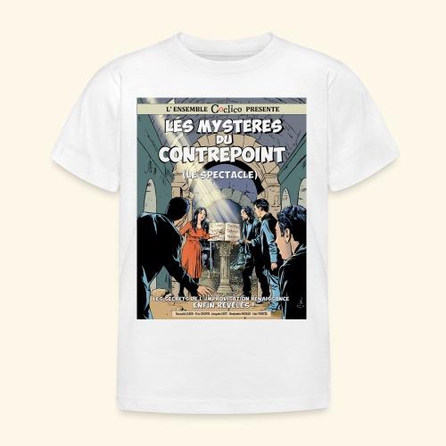 Affiche Les Mystères du contrepoint - T-shirt Enfant