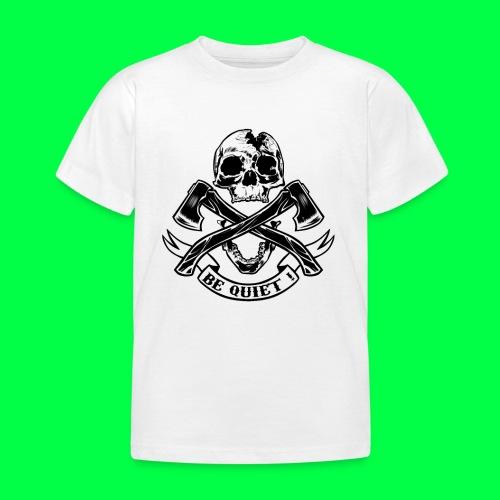 BE QUIET - T-shirt Enfant