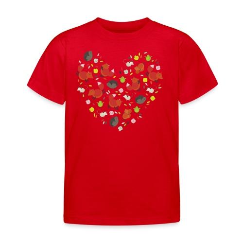 Metikössä - Lasten t-paita