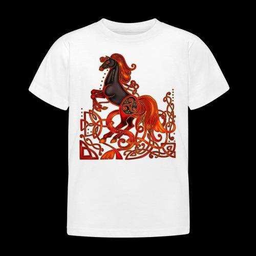 Celtic Horse Night Mare - Kids' T-Shirt